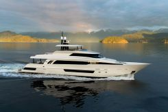 2020 Crescent Custom Fast Pilothouse Yacht