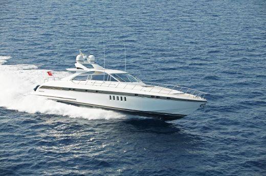 2005 Mangusta 80