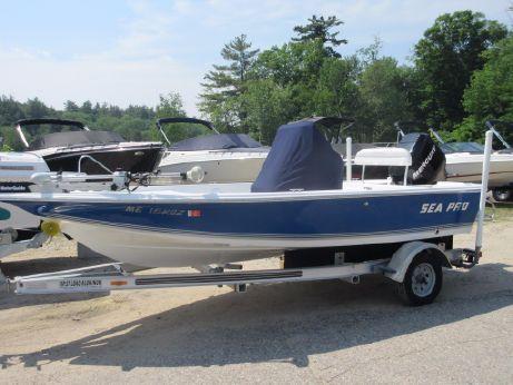 2007 2007 Sea Pro 1700 SV   11606