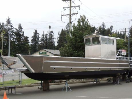 2016 Eaglecraft 36' Landing Craft