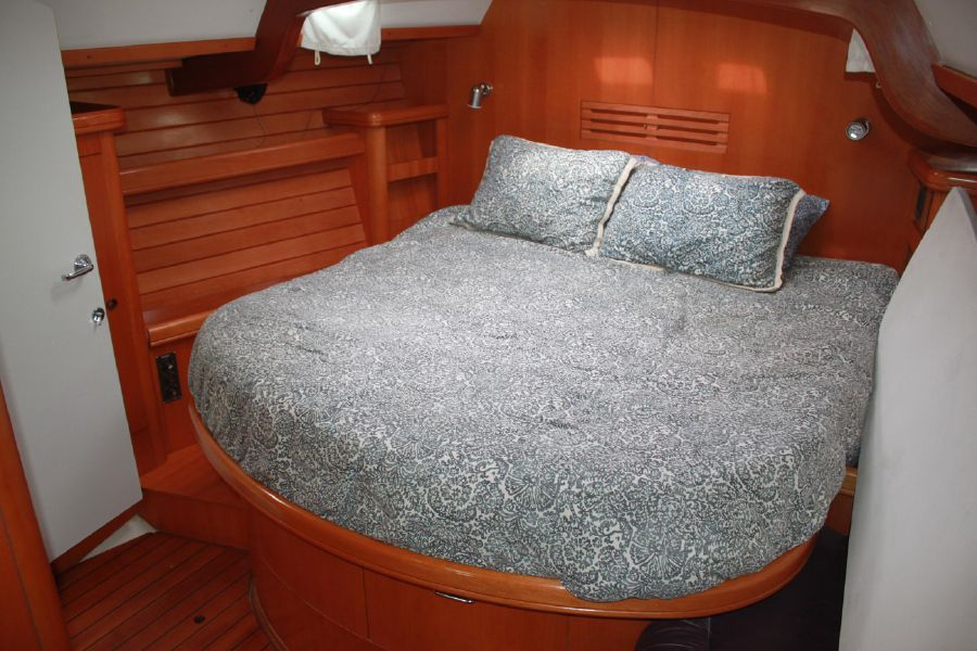 Beneteau 50 Sailboat Master Cabin