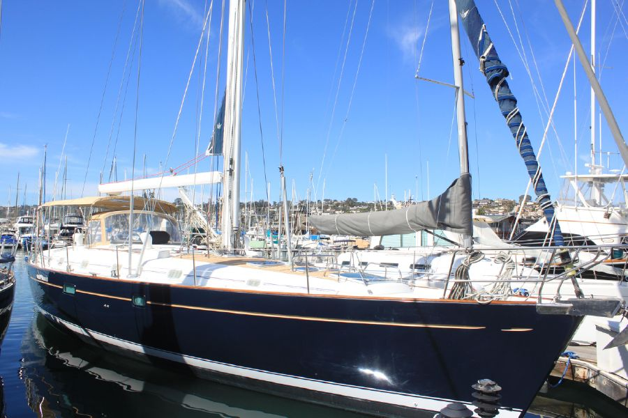 Beneteau 50 Sailboat for sale in San Diego CA
