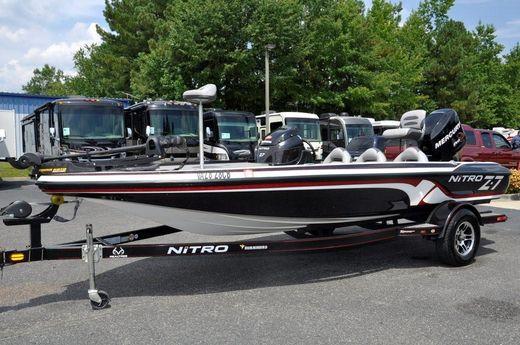2012 Tracker NITRO Z-7