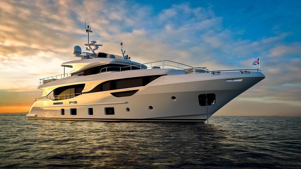 2018 Benetti Delfino 95 Power Boat For Sale - www ...