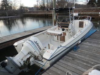 1980 Aquasport 222 CENTER CONSOLE