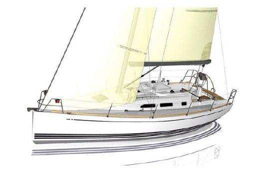 2007 X-Yachts X 34