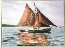 1986 Cornish Crabber 24
