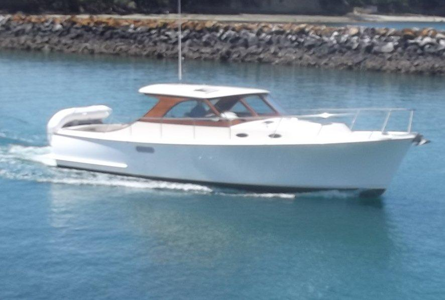 2012 Espresso 40 Picnic Boat Power New And Used Boats For Sale