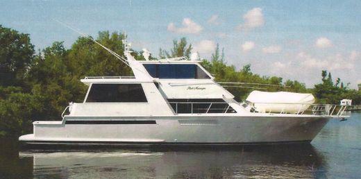 1999 Viking Cockpit Motor Yacht