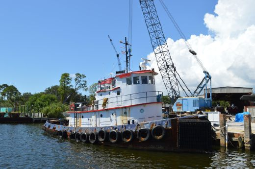 1965 Custom Harbor Tug