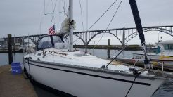 1989 Hunter Legend 37