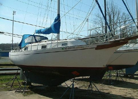 1986 Bayfield 29 Cutter