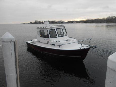 2006 Eastern Boats Lobster Cabin