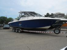 2008 Fountain 33 Sportfish Cruiser