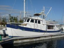 1983 Kadey Krogen Stabilized Pilothouse Trawler