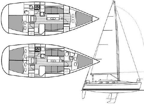 1998 Beneteau First 33.7