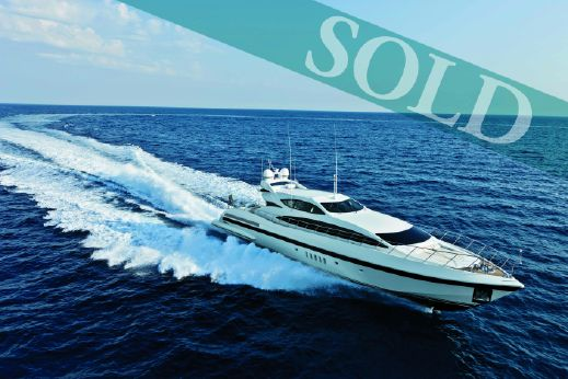 2016 Overmarine Group Mangusta 105 - SOLD