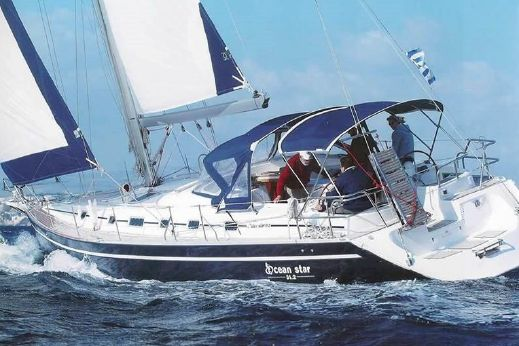 2000 Ocean Star 51.2 / Charter version
