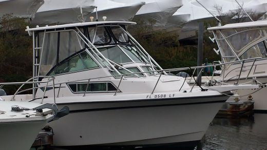 2000 Grady-White 272 Sailfish WA