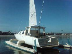 photo of  40' Custom Line Trimaran