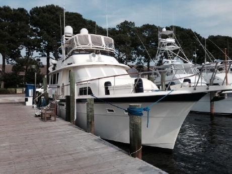 1984 Hatteras53 Extended...
