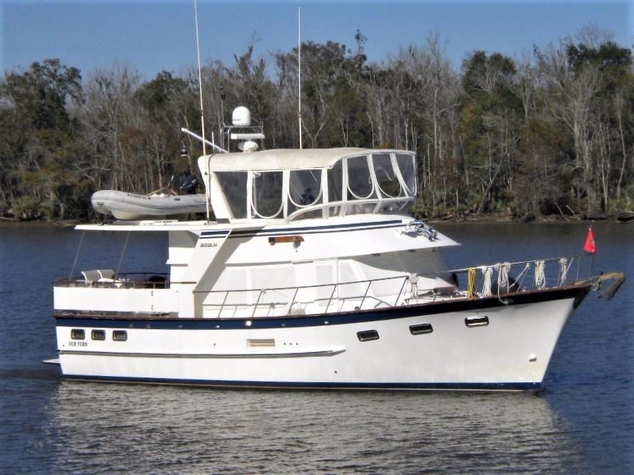 2004 Defever 44 Offshore Cruiser Power Boat For Sale Www