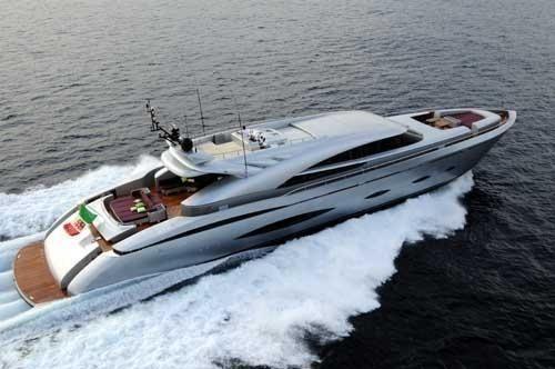 2009 Ab Yachts 42m