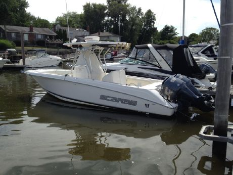 2009 Scarab 27 ST Center Console