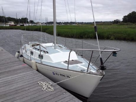 1985 Quickstep 24 sloop