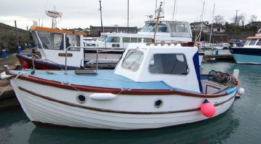 1980 Fishing Boat 22