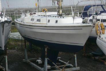1979 Westerly 33 sloop
