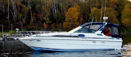 1989 Sea Ray Sundancer 340