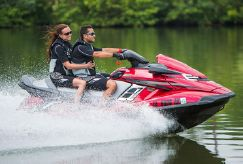 2014 Yamaha Waverunner FX Cruiser HO
