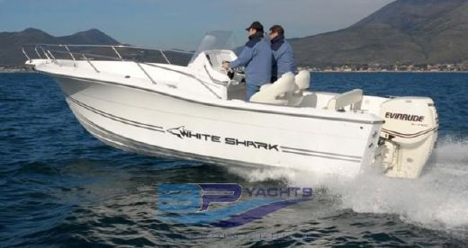 2011 Kelt White Shark 226 Open