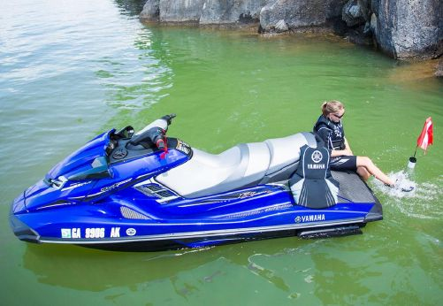 2015 Yamaha Waverunner FX HO