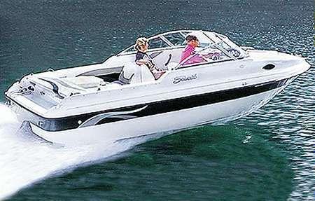 1995 Seaswirl 200 Cuddy