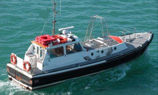 1975 Twin Screw Halmatic Nelson Pilot Boat