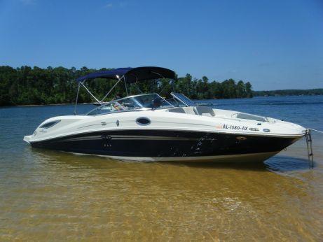 2008 Sea Ray sundeck 290