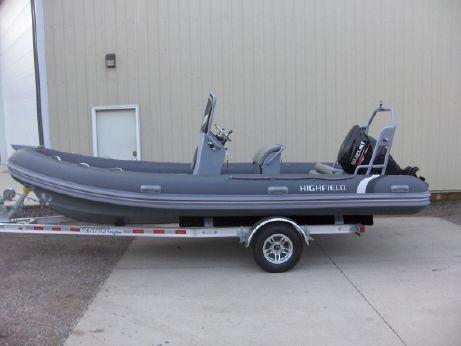 2015 Highfield Ocean Master 590