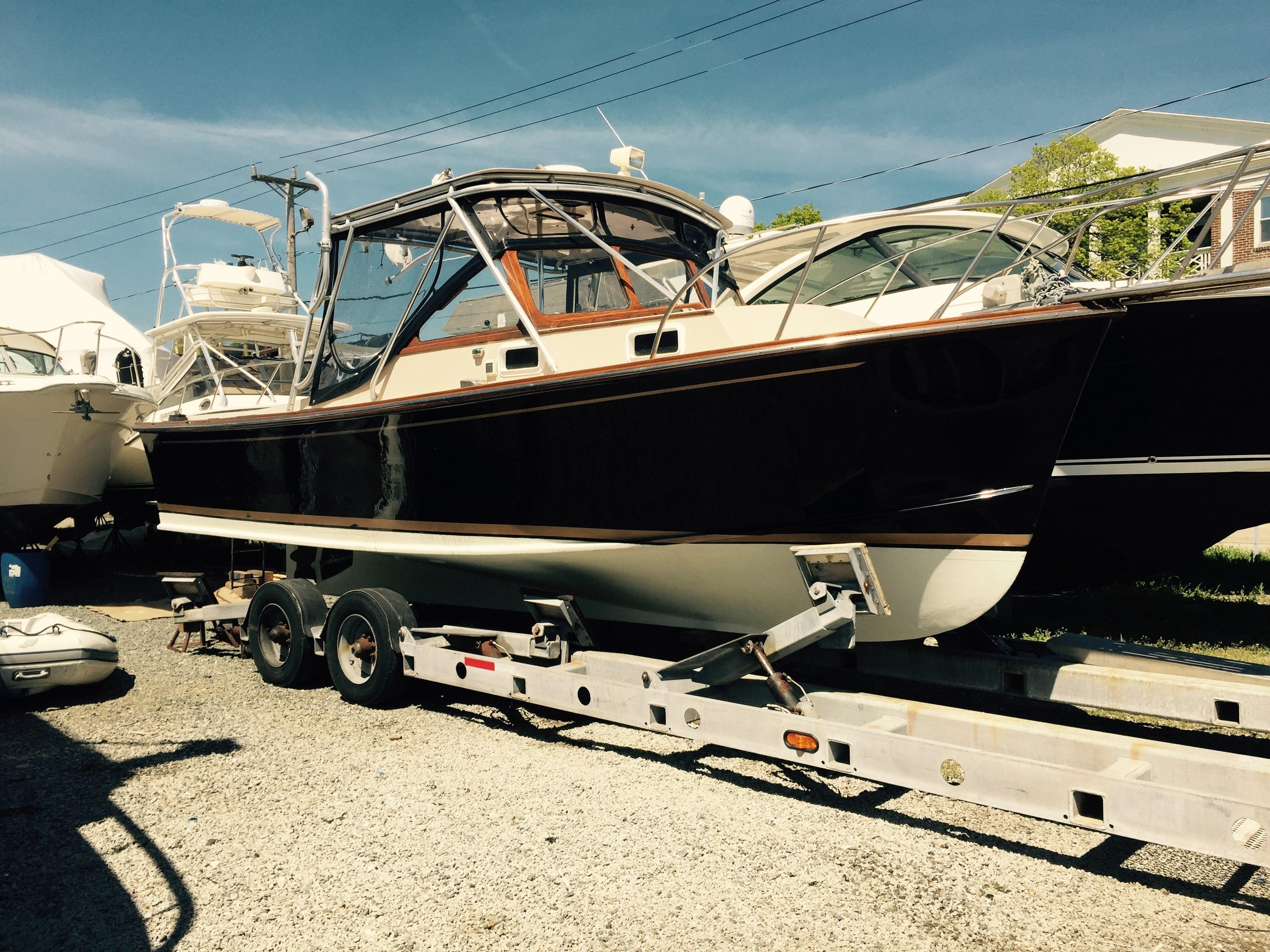 1987 Fortier Hardtop Power Boat For Sale - www.yachtworld.com
