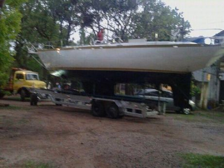 2001 One Off 45 Steel Yacht