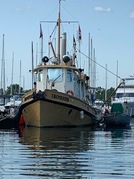 1948 Northern Marine Tug Yacht Conversion Power New and Used