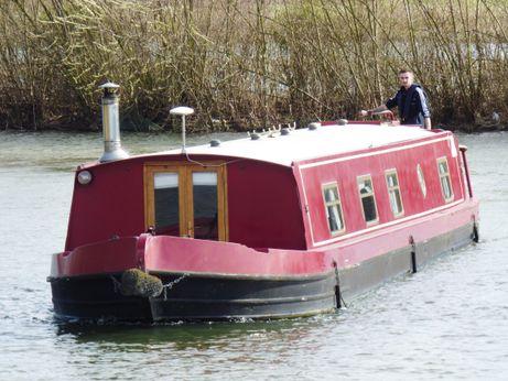 2007 Aqualine 60' X 10 Widebeam