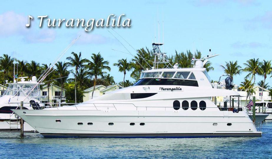2006Neptunus 70 Motor Yacht