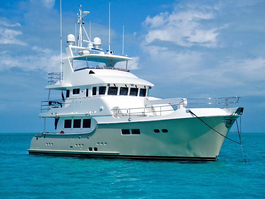 2010 Nordhavn 68 Power Boat For Sale - www yachtworld com