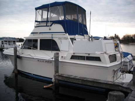 1986 Chris-Craft Catalina 362