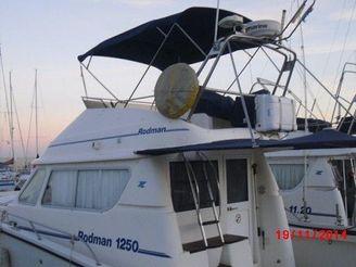2005 Rodman Sportfisher 1250
