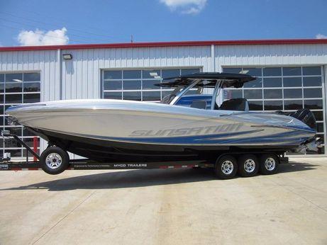 2017 Sunsation Powerboats 34CCX