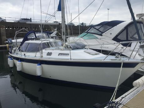 1990 Westerly Riviera 35