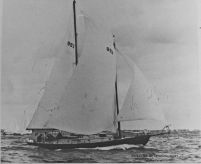 1930 Alden Schooner 43' design no. 309
